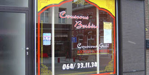 Mons Lettrage - Cuemes  (Mons) - Agencement magasin